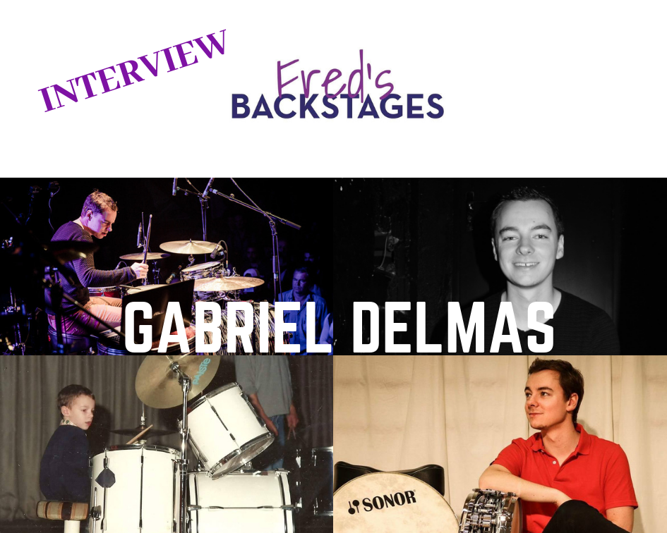 GABRIEL DELMAS – L'INTERVIEW