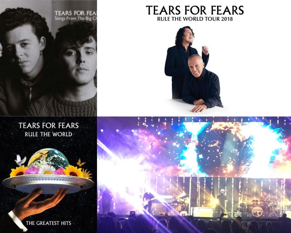 Retour sur le concert de Tears For Fears