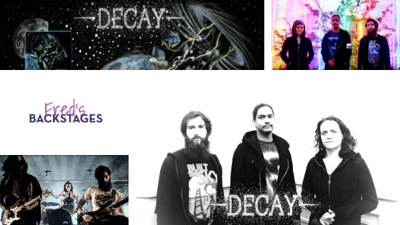 DECAY: NOUVEAU POWER TRIO